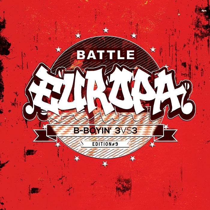 BATTLE EUROPA - BREAKDANCE 3 VS 3