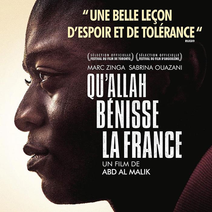 QU'ALLAH BENISSE LA FRANCE  D'ABD AL MALIK