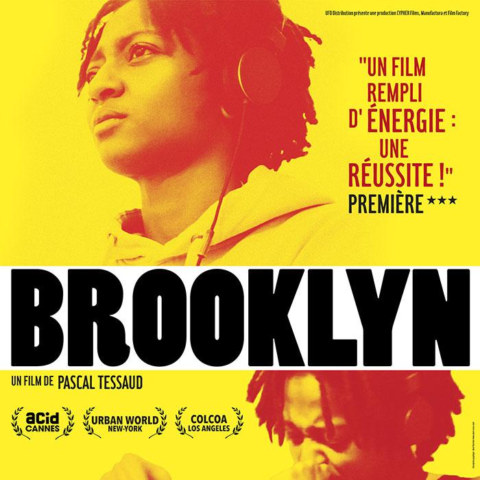 "PROJECTION DU FILM ""BROOKLYN"" DE PASCAL TESSAUD"