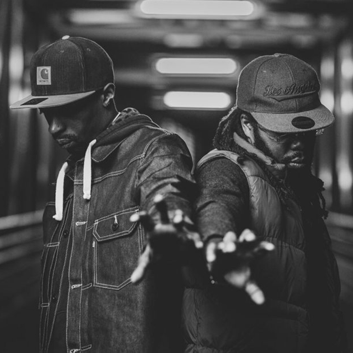 THE CRUSH + DJ VADIM + MONK.E EN RESIDENCE DE CREATION